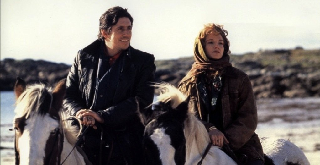 Gabriel Byrne in Into The West - Visit Galway
