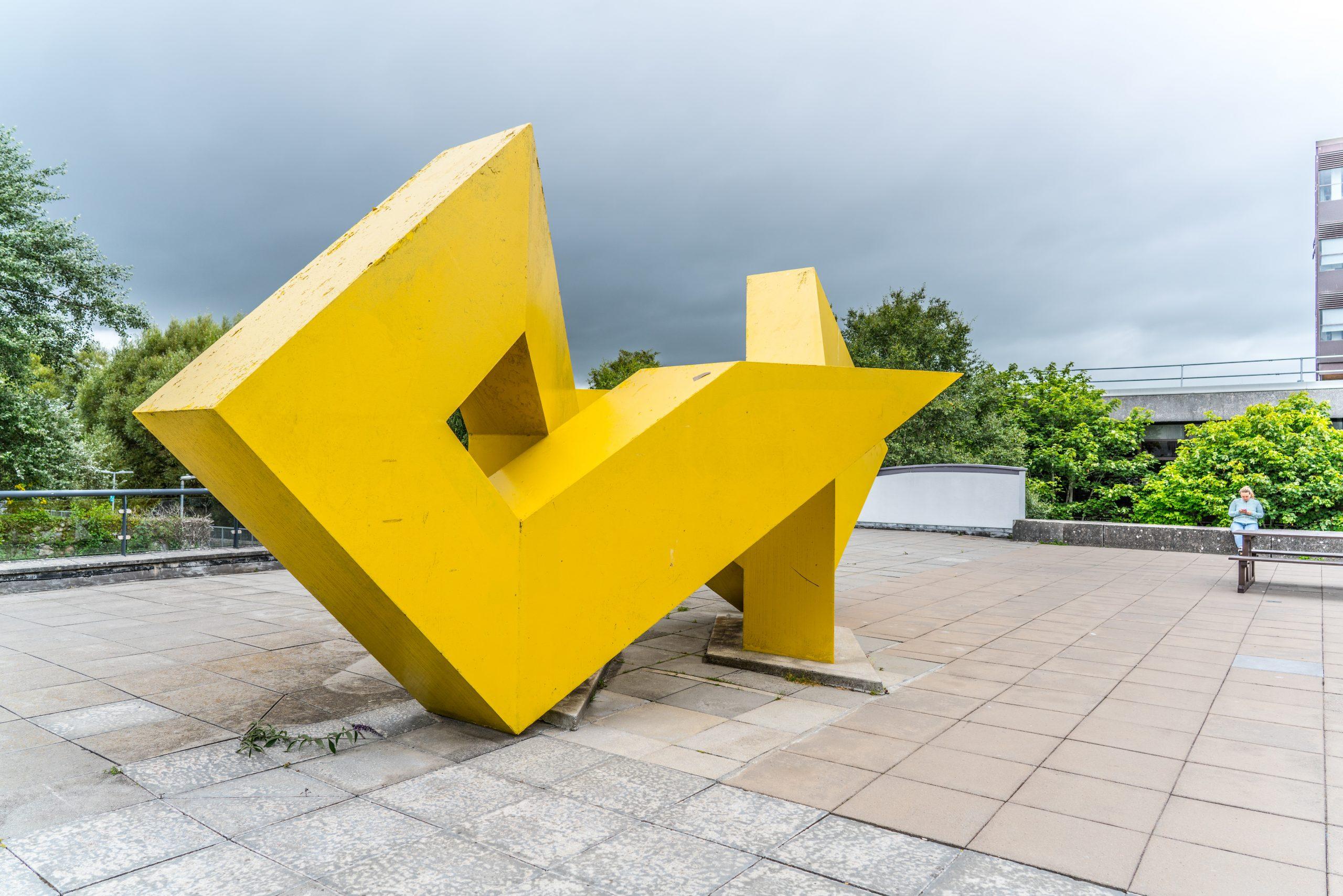Cathal Ó Fríl Sculpture in Galway - Visit Galway