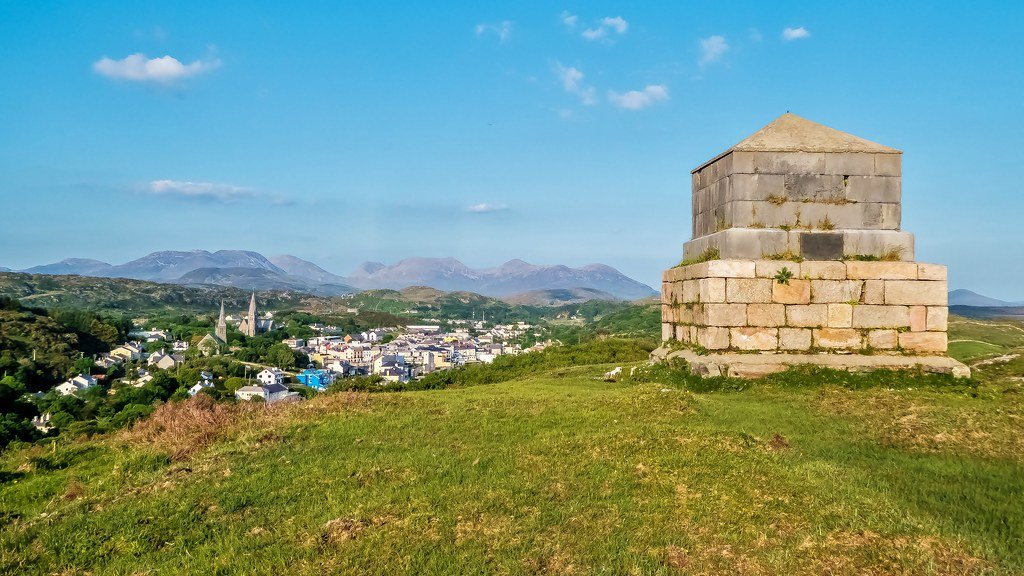 D'Arcy Monument Clifden - Visit Galway