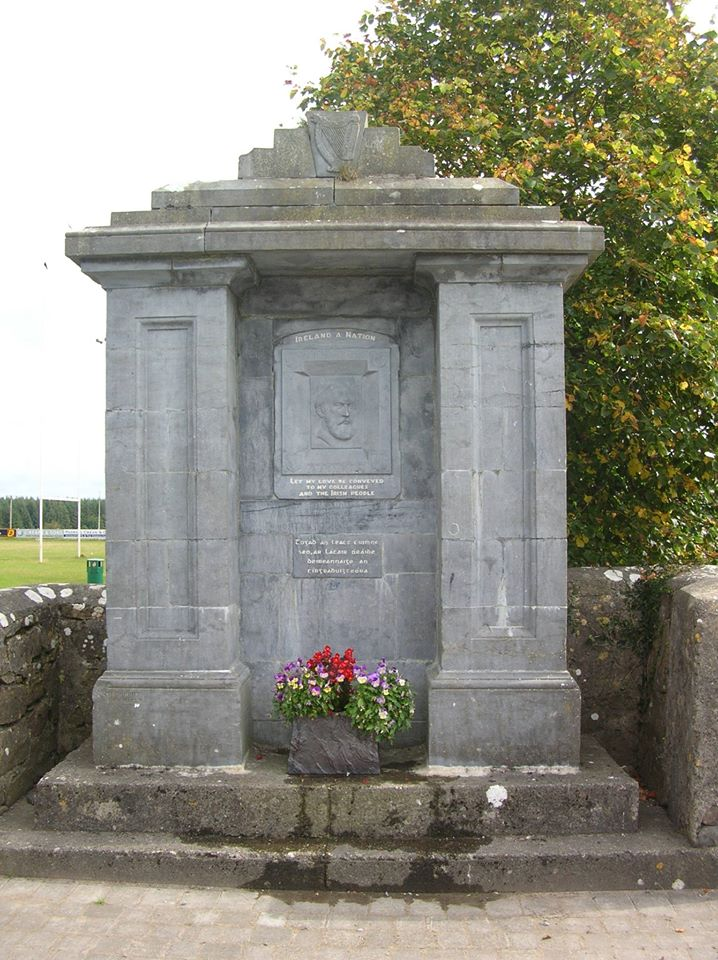 Parnell Monument - Visit Galway