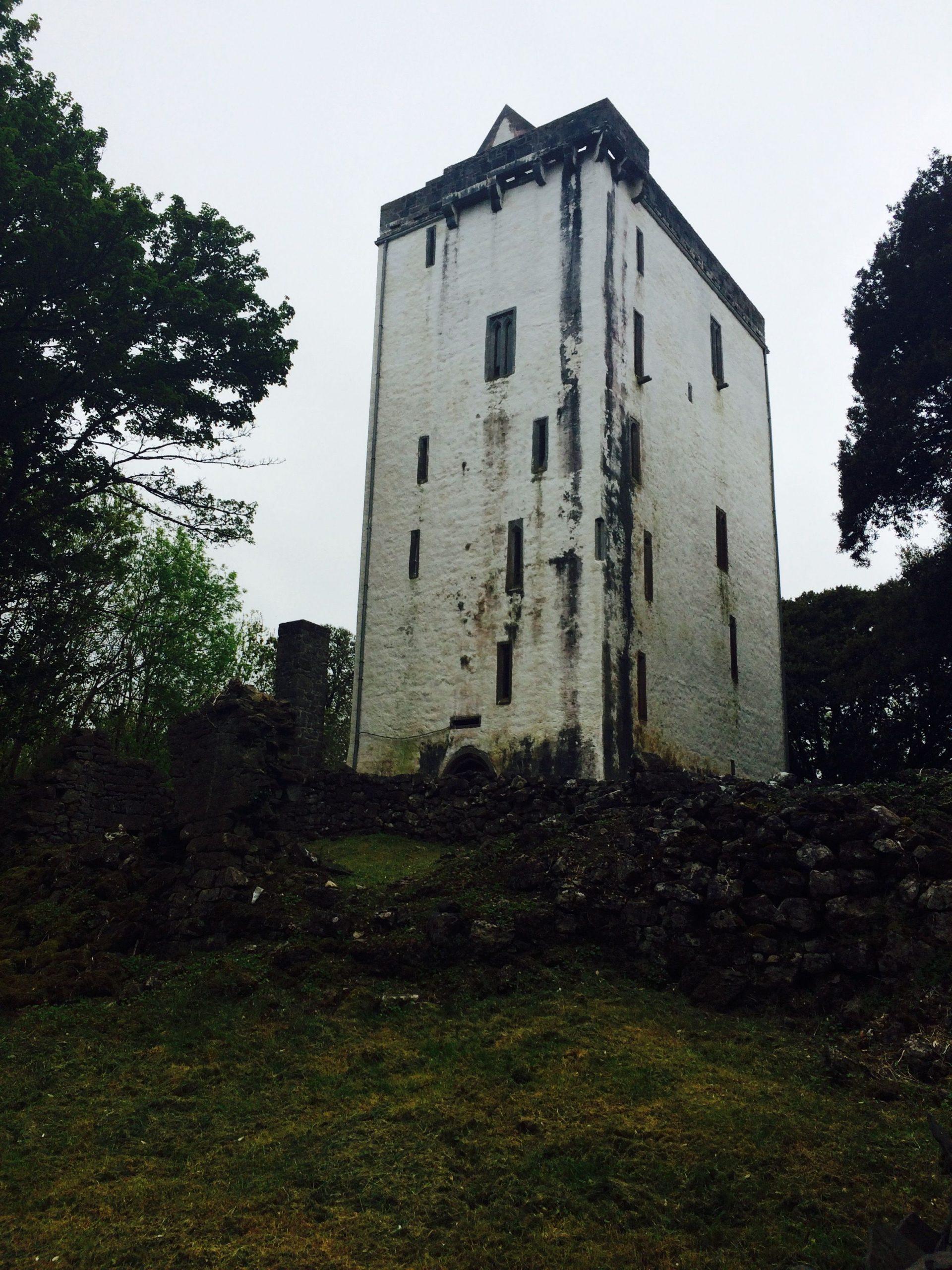 Ardamullivan Castle - Visit Galway