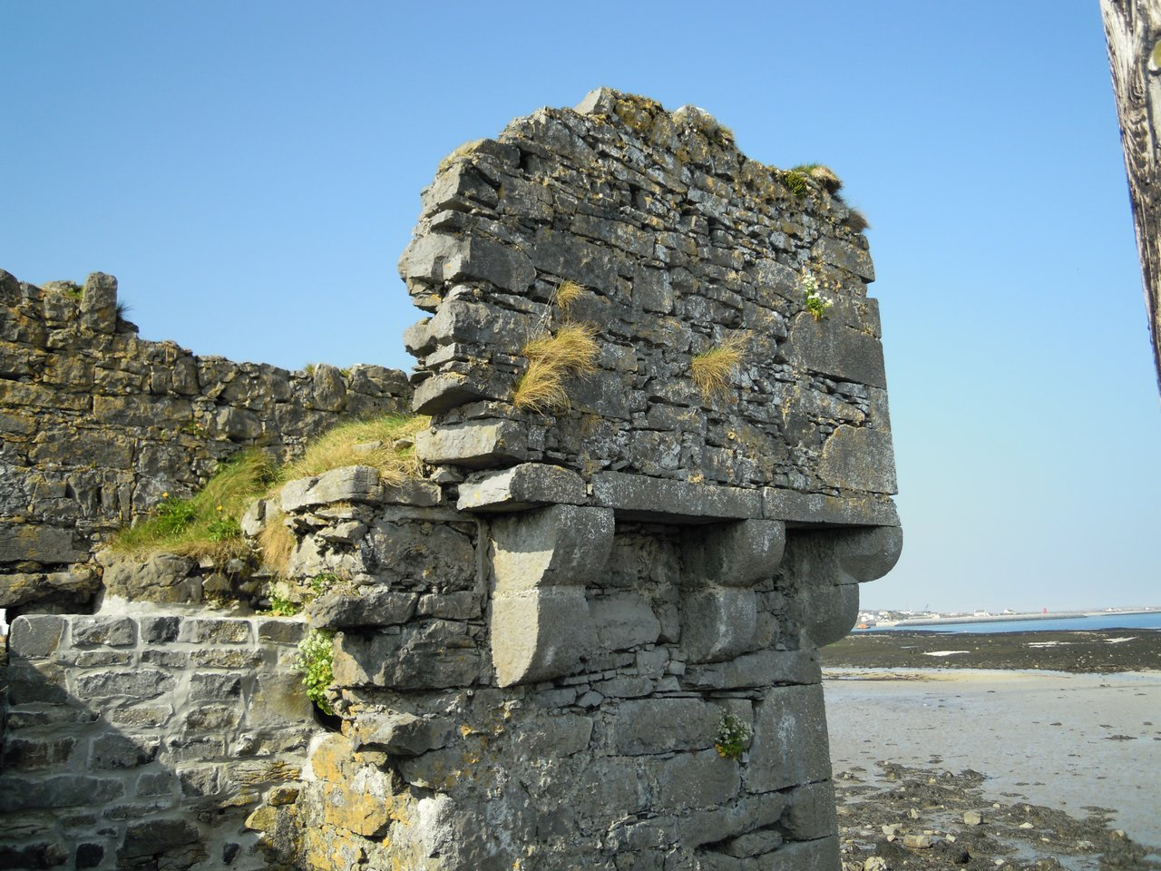Arkin Castle Ruin - Visit Galway