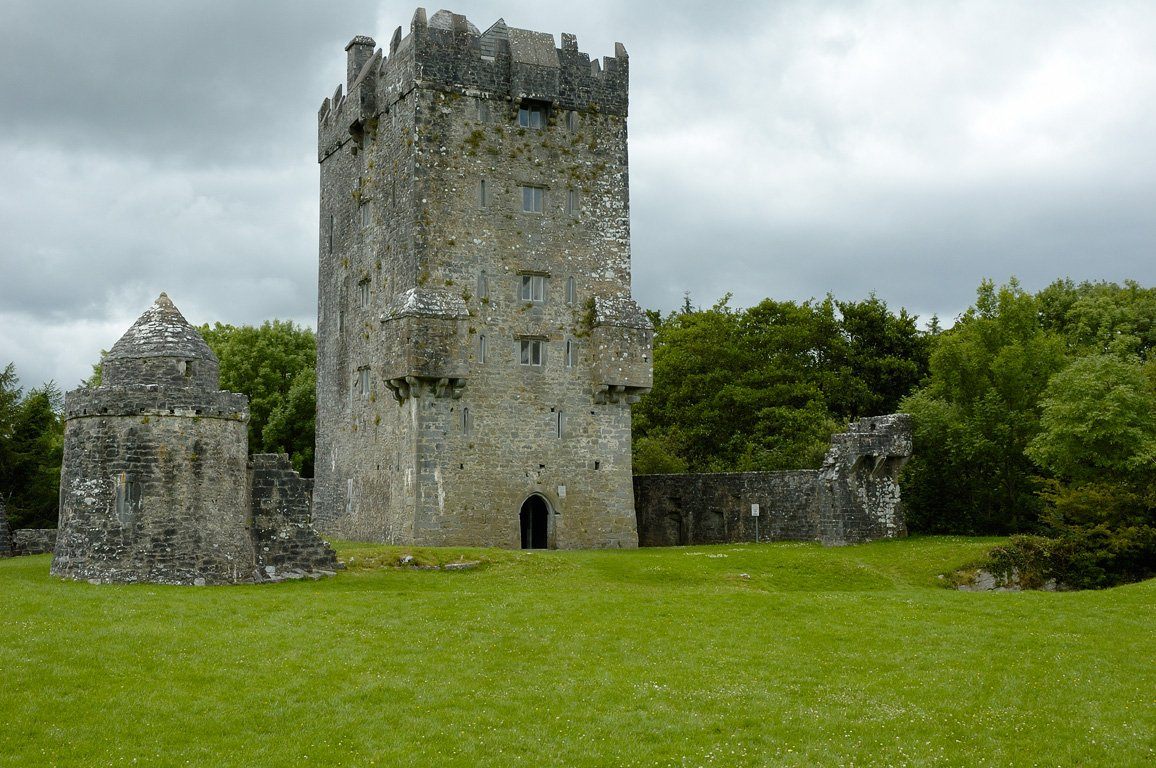 Aughnanure Castle in Galway - Visit Galway