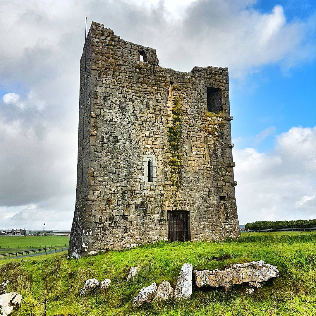 Ballybrit Castle Galway - Visit Galway
