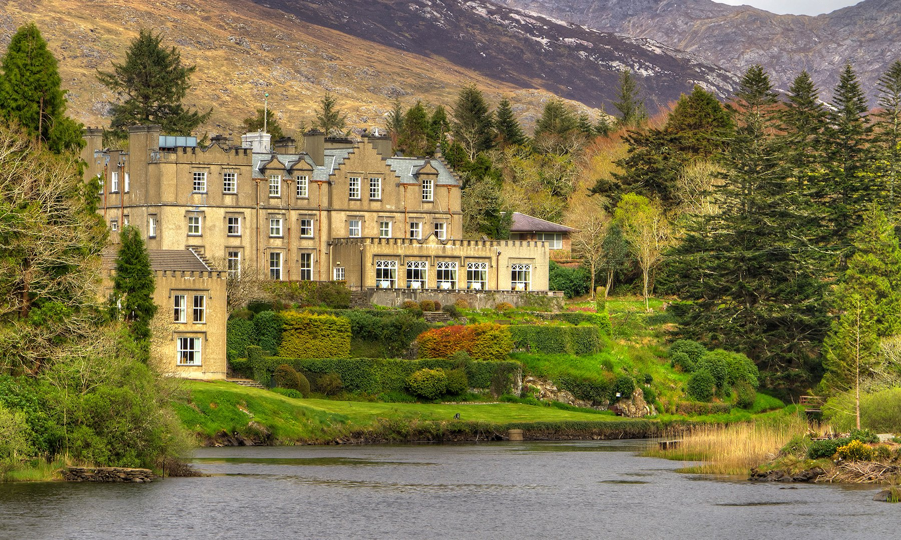 Ballynahinch Castle Galway - Visit Galway