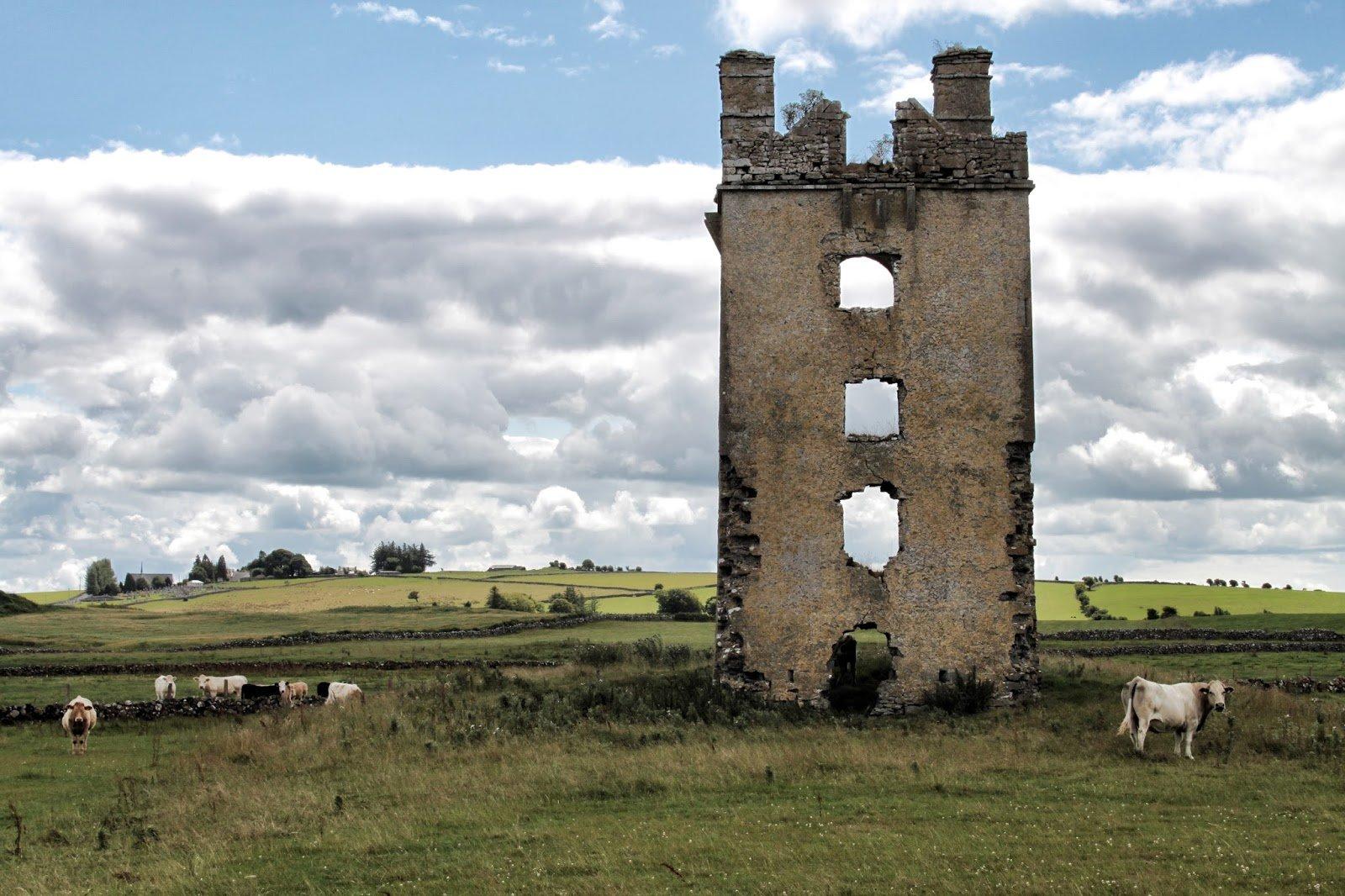 Barnaderg Castle Near Tuam - Visit Galway