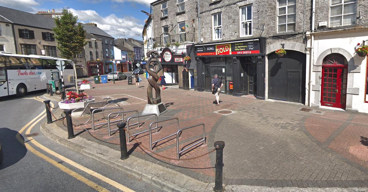 Tuaha Tuama Statue - Visit Galway