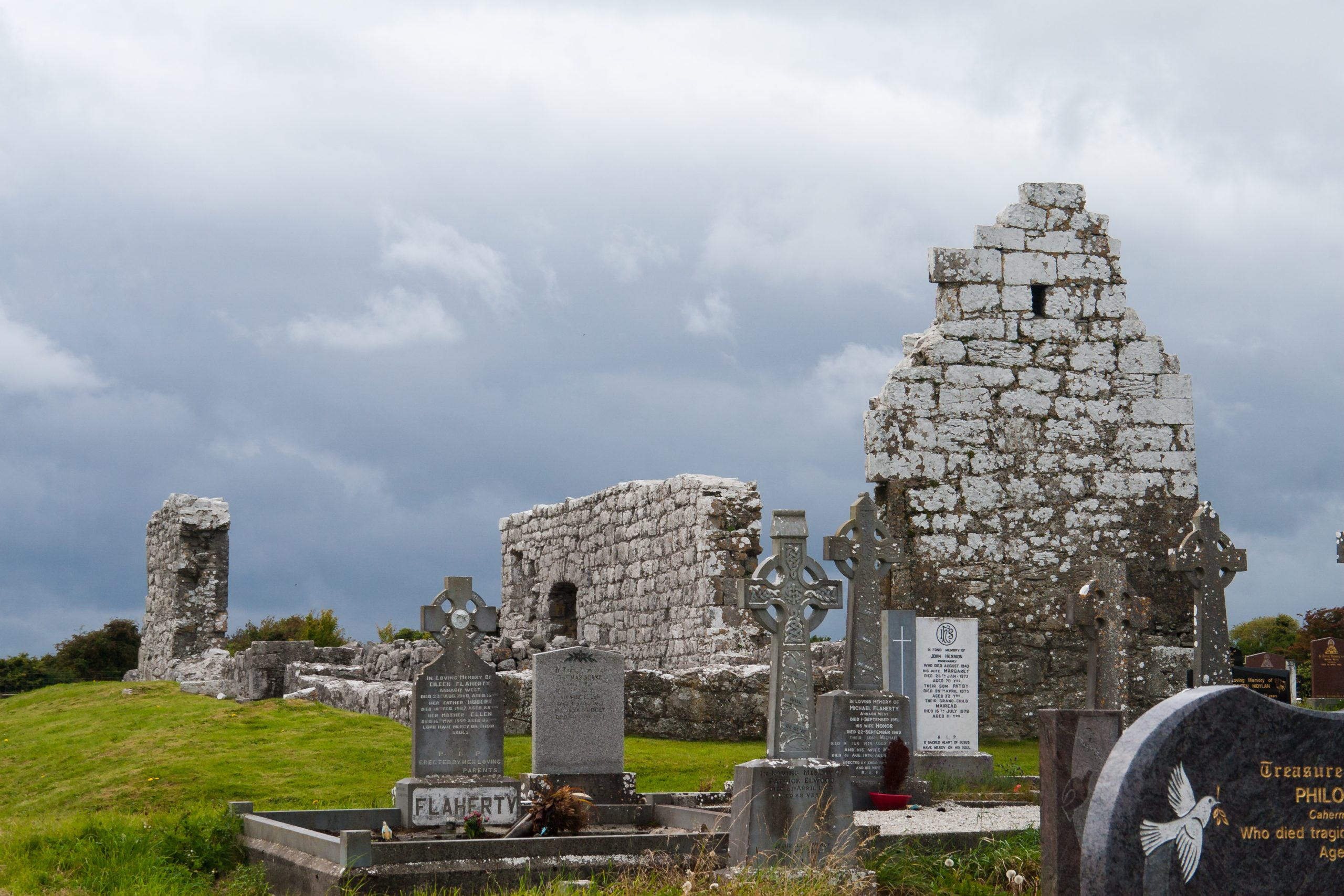 Annaghdown Abbey of St. John The Baptist Ruin - Visit Galway