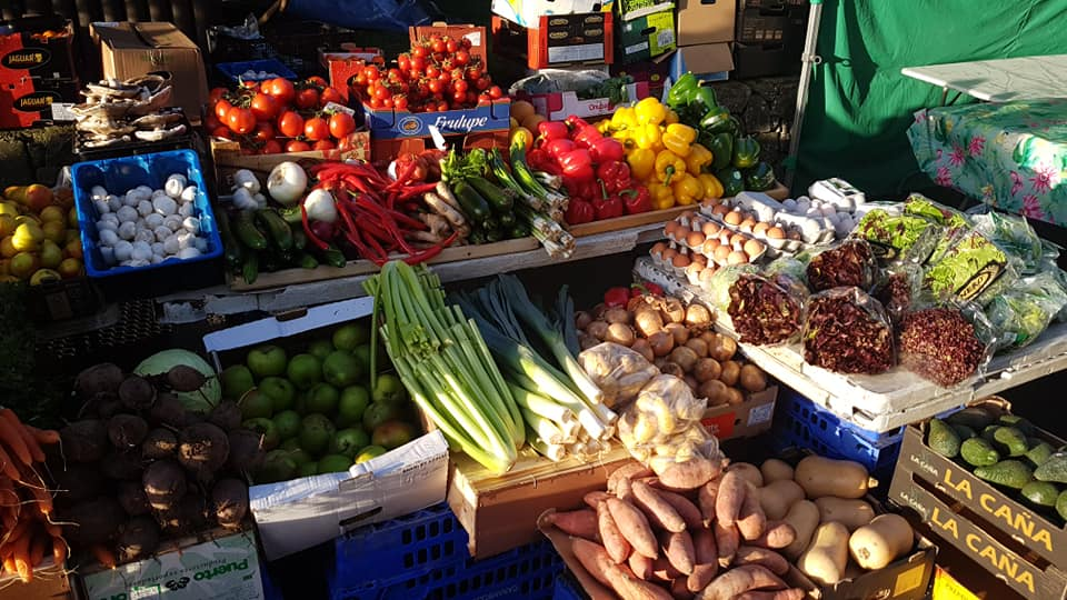 Ardrahan Farmers Market Fruit and Vegtables - Visit Galway