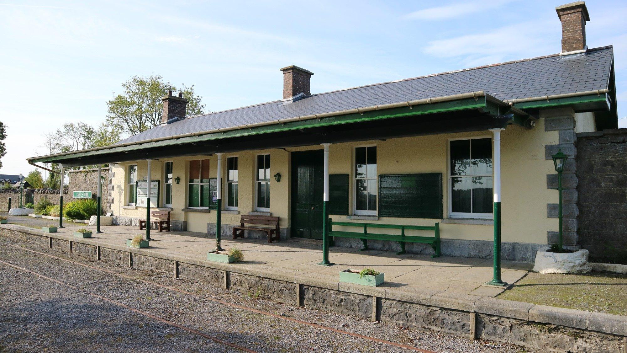 Ballyglunin Railway Station Galway - Visit Galway