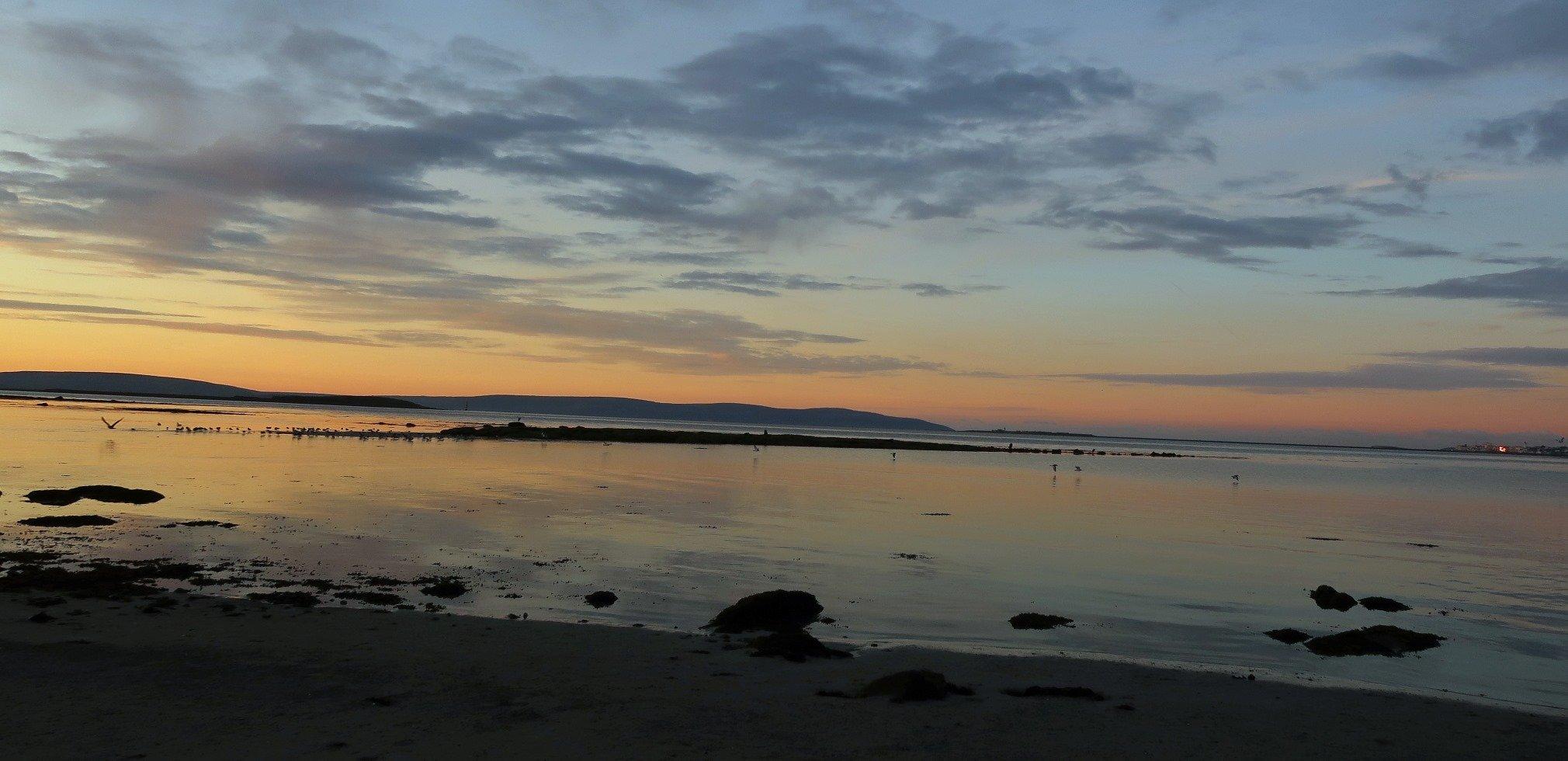 Ballyloughane Beach Galway Ireland - Visit Galway