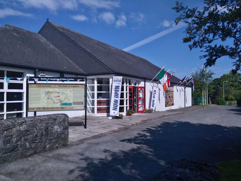 Battle of Aughrim Interpretative Centre - Visit Galway