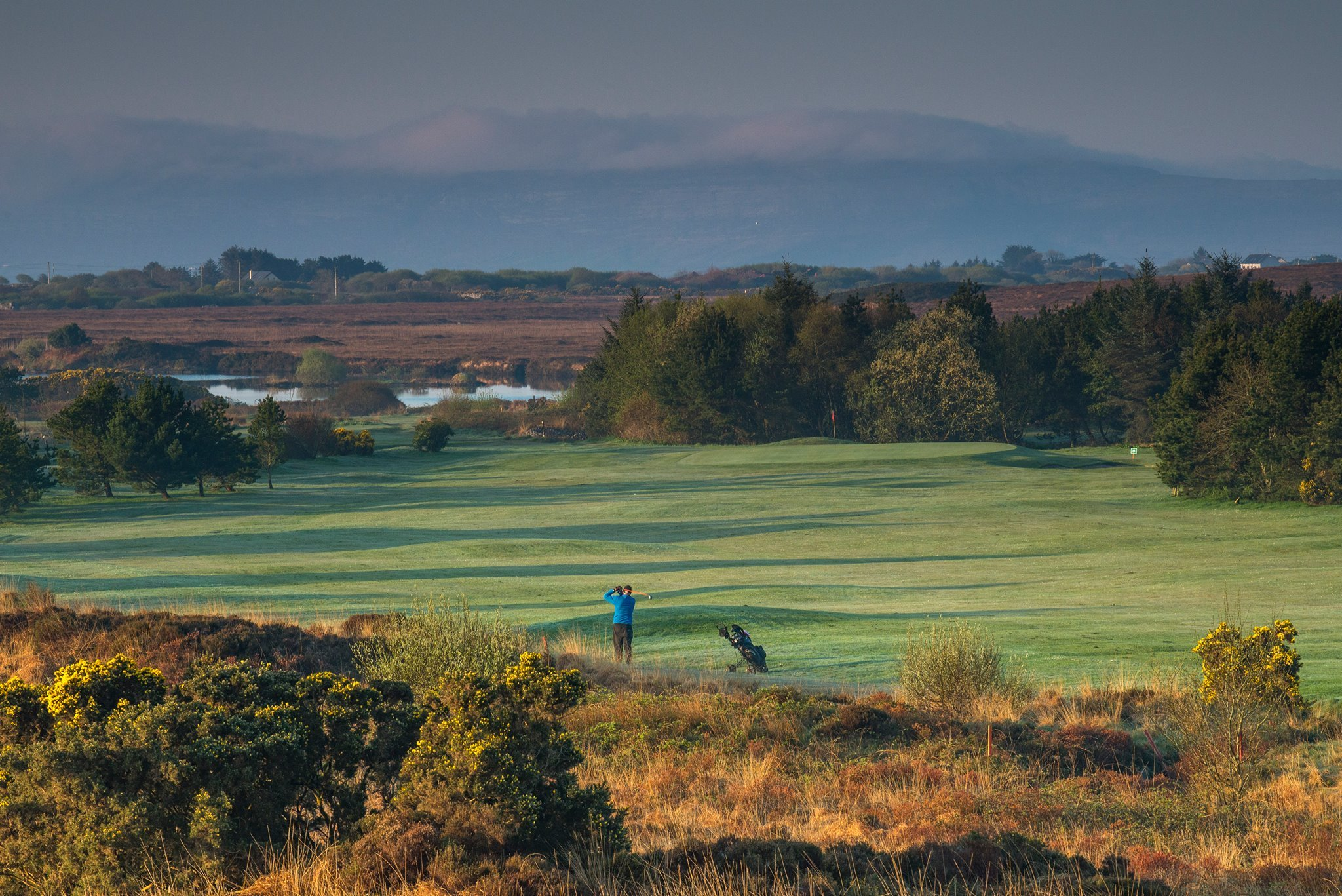 Bearna Golf Club Golf Course - Visit Galway