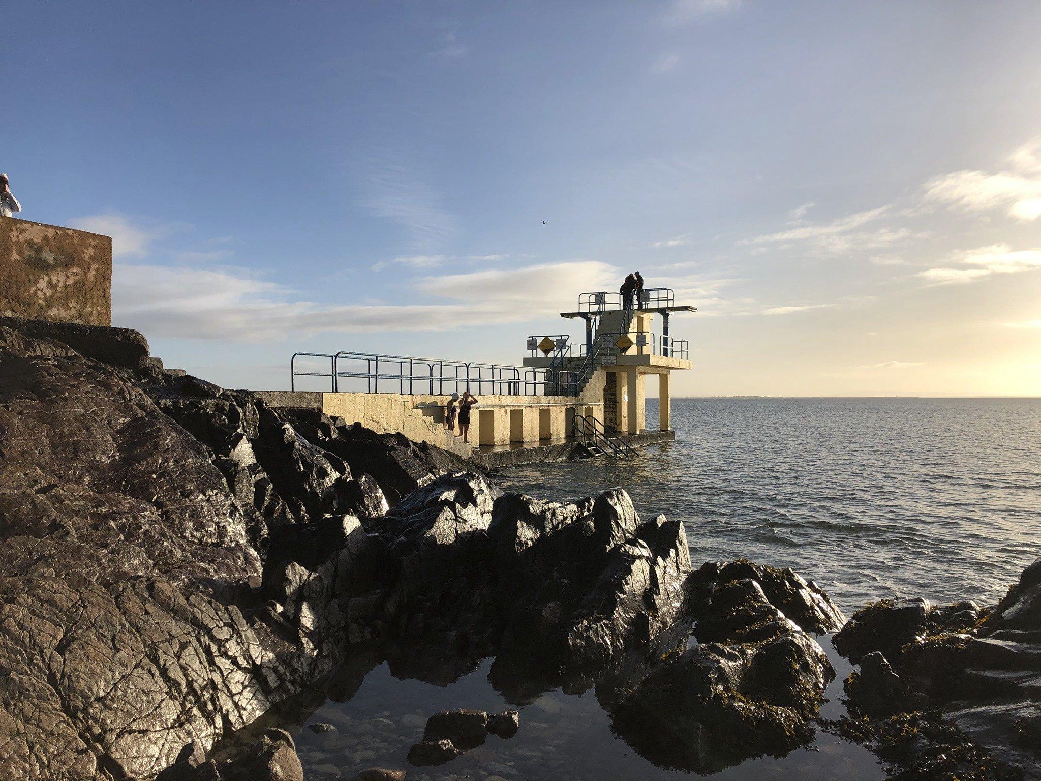 Blackrock Diving Tower in Galway - Visit Galway