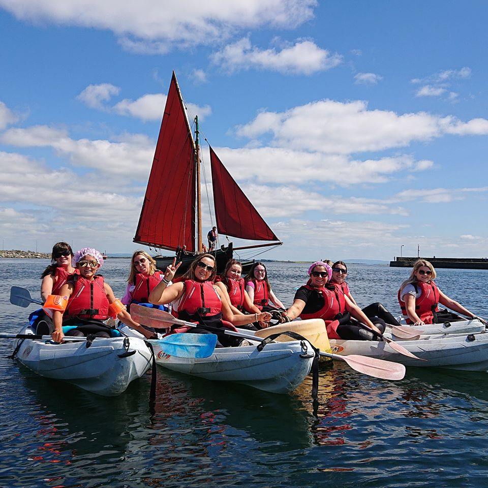 Bow Waves Group Activity - Visit Galway