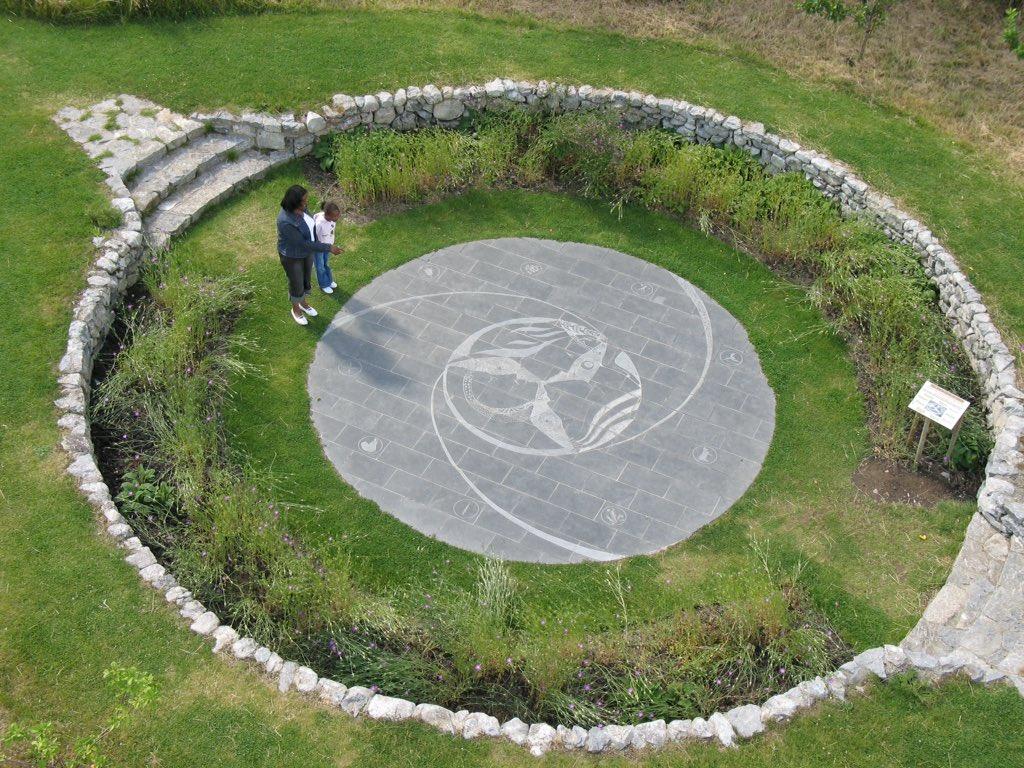 Brigit's Celtic Garden & Calendar Sundial in Galway - Visit Galway