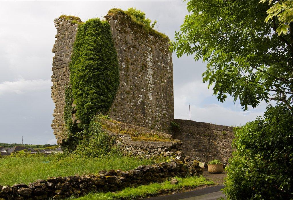 Castlegar Castle - Visit Galway