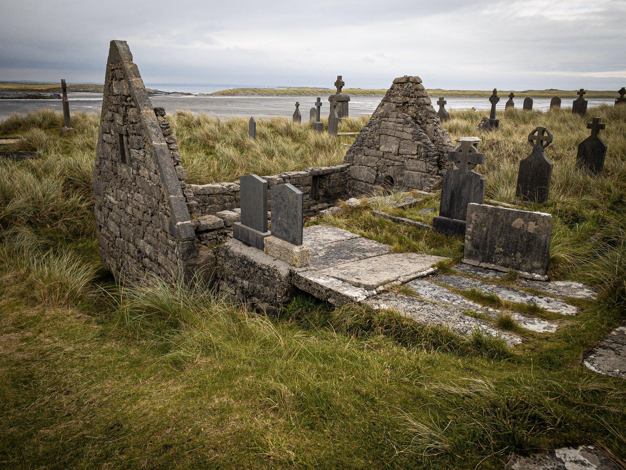 Church of St. Enda Teaghlach Éinne on the Aran Islands - Visit Galway