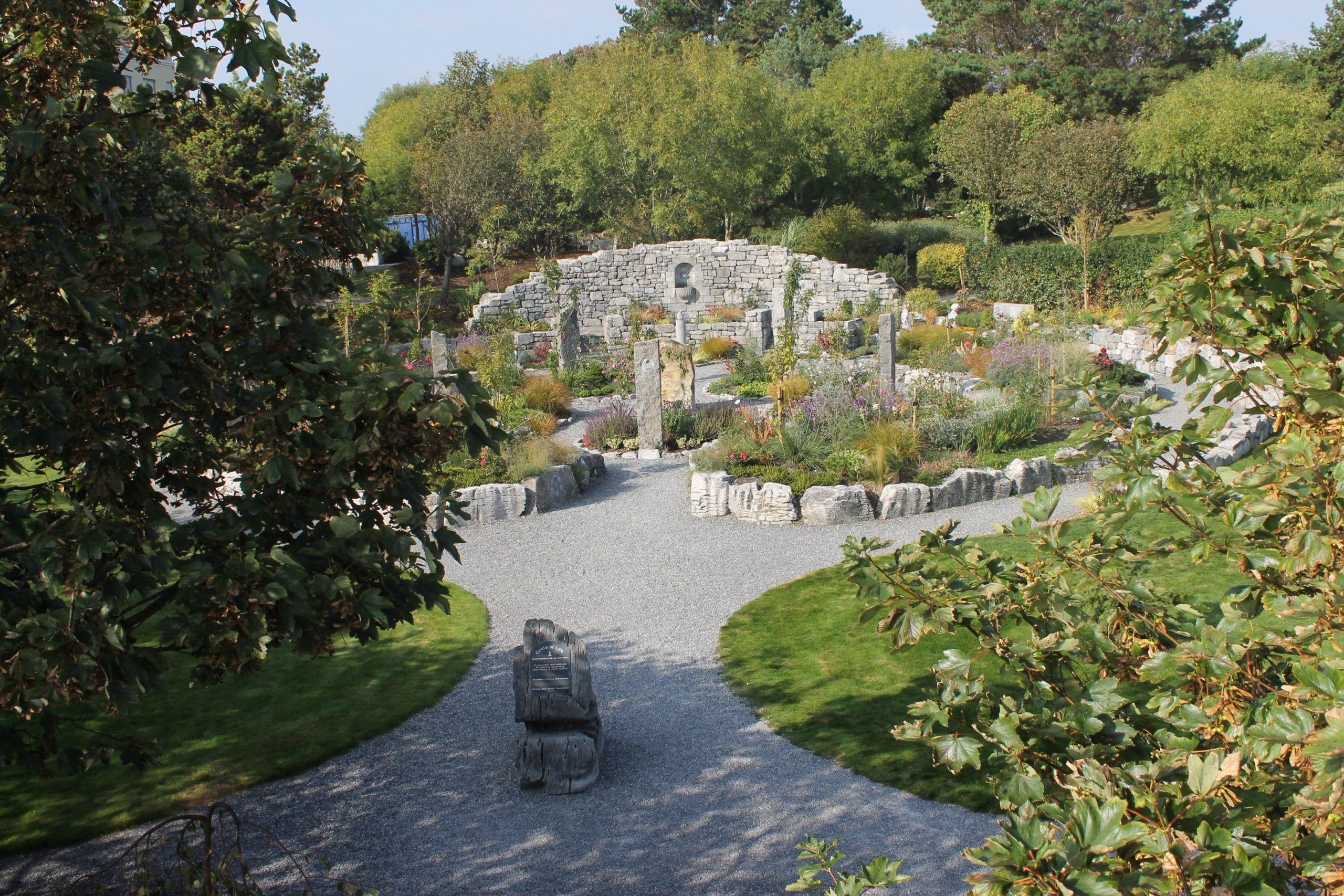 Circle of Life Commemorative Garden in Galway - Visit Galway