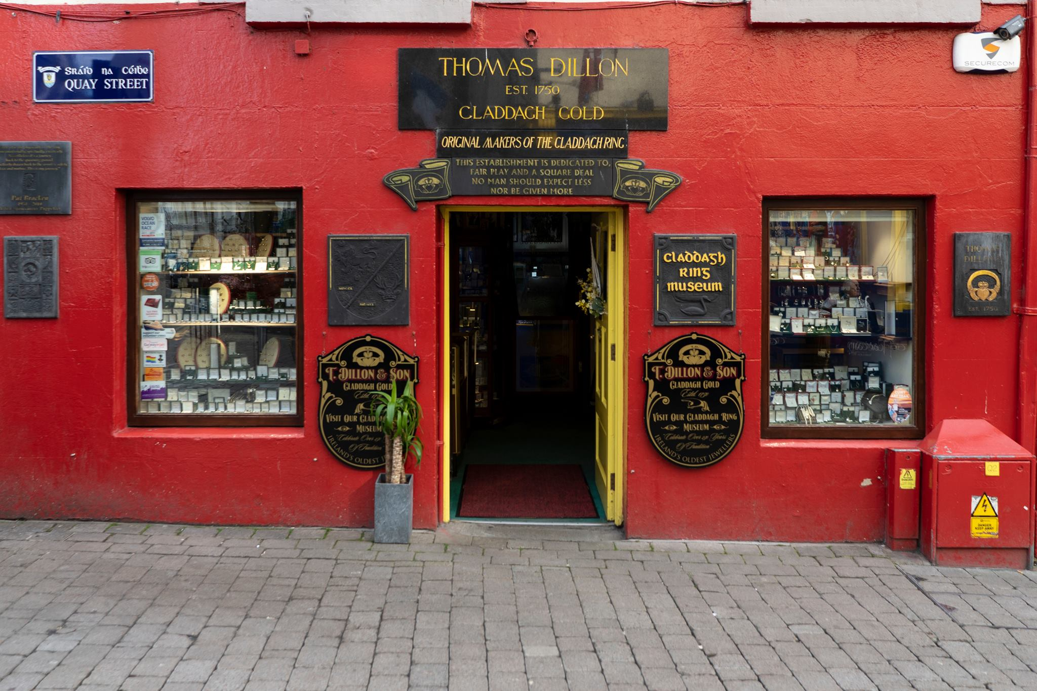Claddagh Ring Museum - Visit Galway