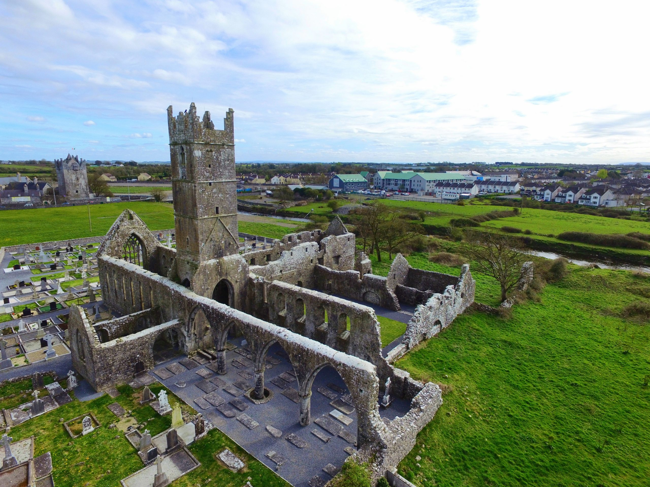Claregalway Friary in Galway - Visit Galway