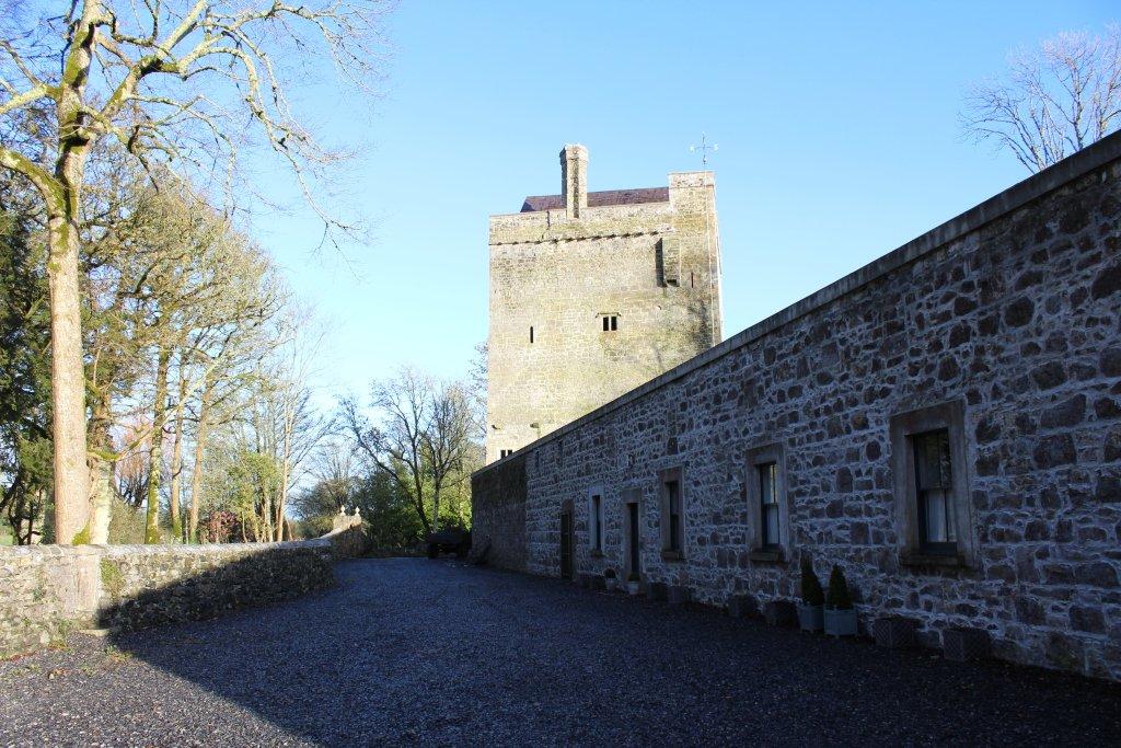 Clonbrock Castle in Galway - Visit Galway