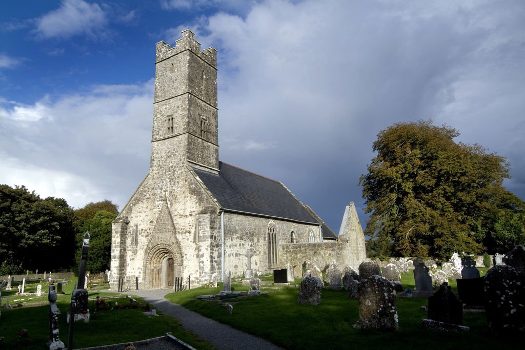Clonfert Cathedral in Galway - Visit Galway