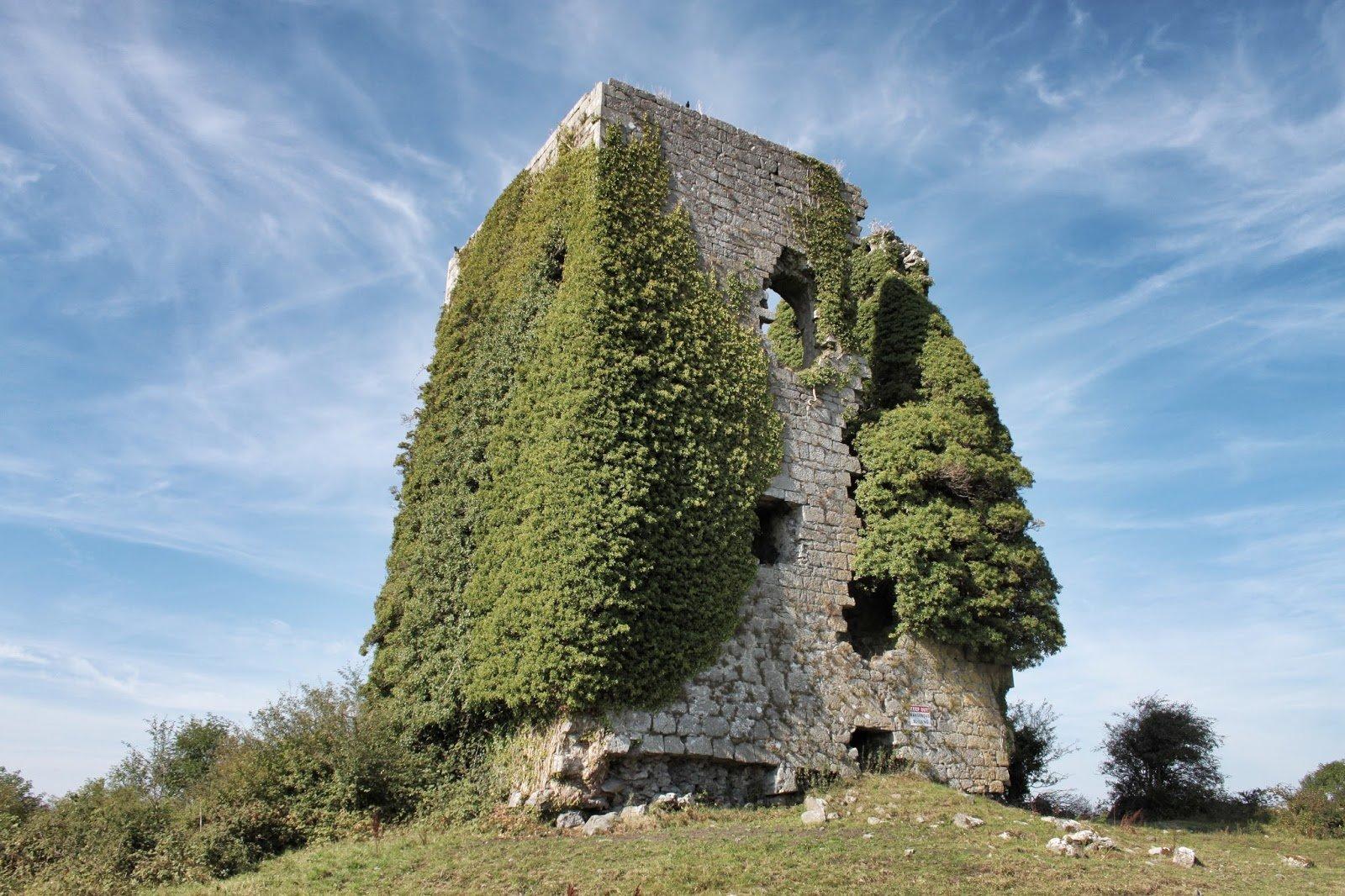 Cloonboo Castle Ruin - Visit Galway