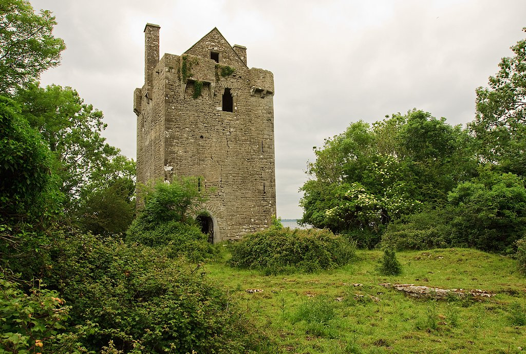 Cloondagauv Castle - Visit Galway