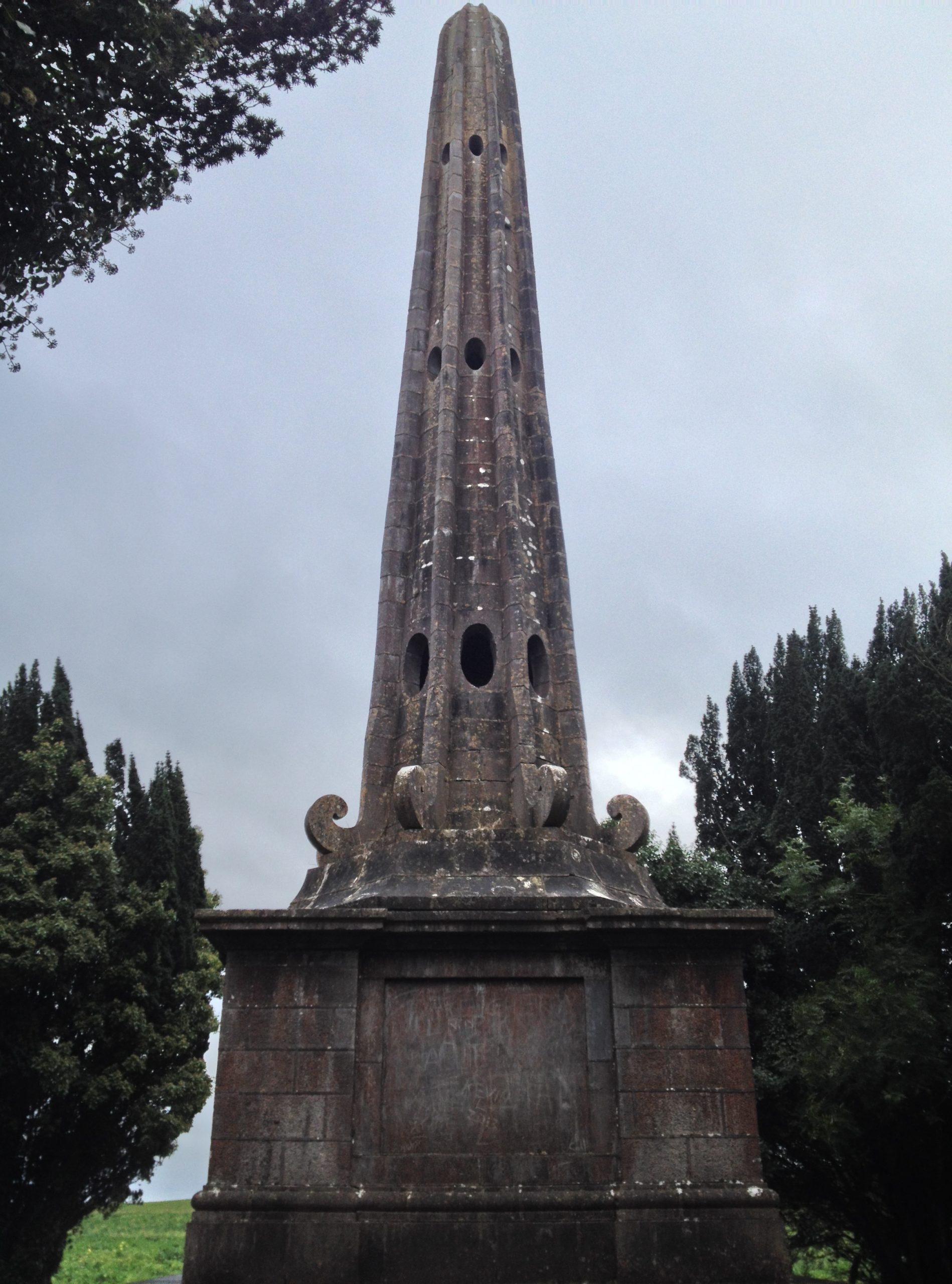 Coláiste Sheosamh Naofa Obelisk in Galway - Visit Galway