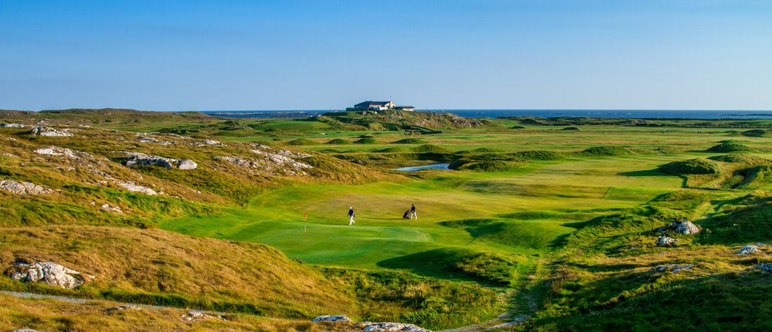 Connemara Golf Links in Connemara - Visit Galway