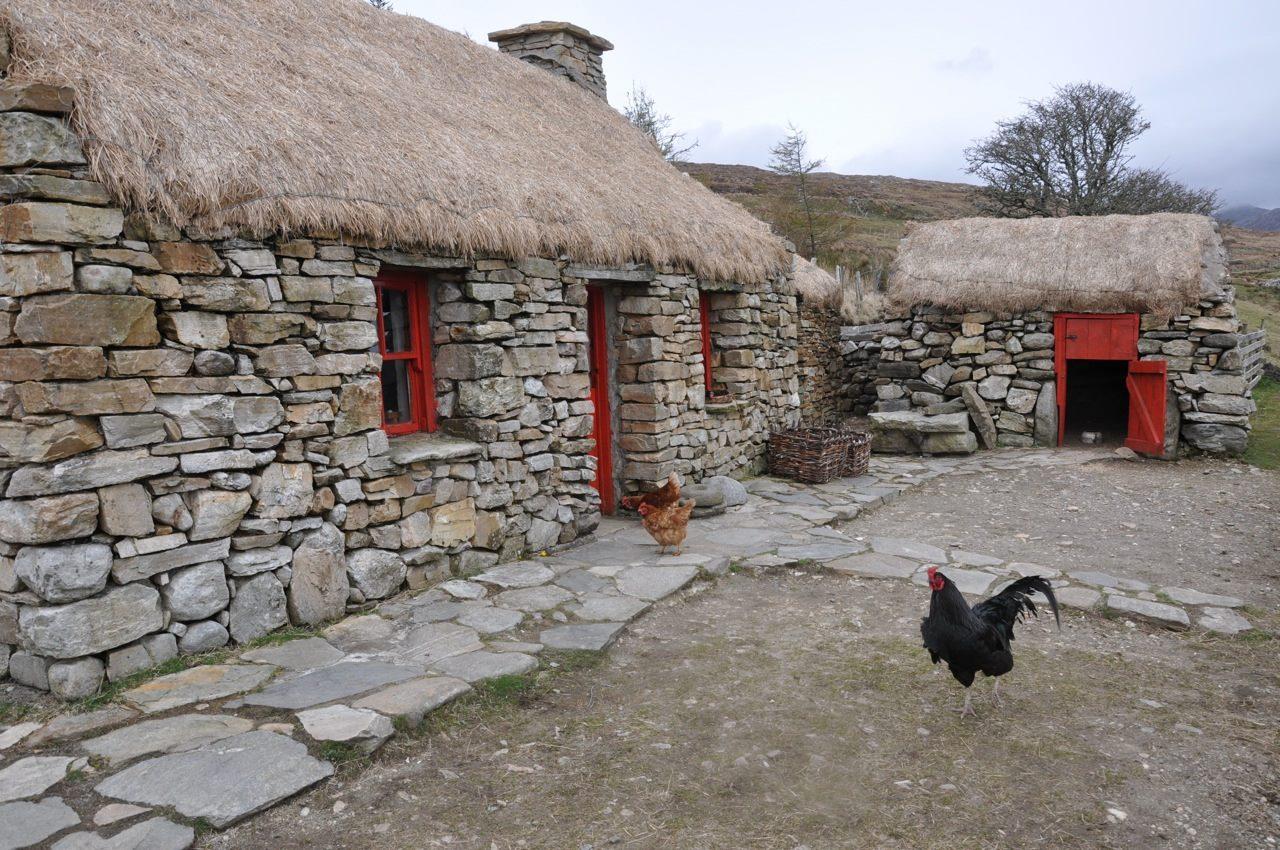 Connemara Heritage and History Centre Dan O'Hara's - Visit Galway