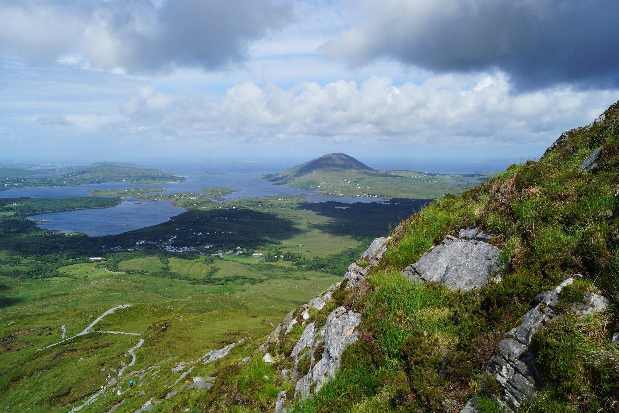 Connemara National Park Hiking Trails - Visit Galway