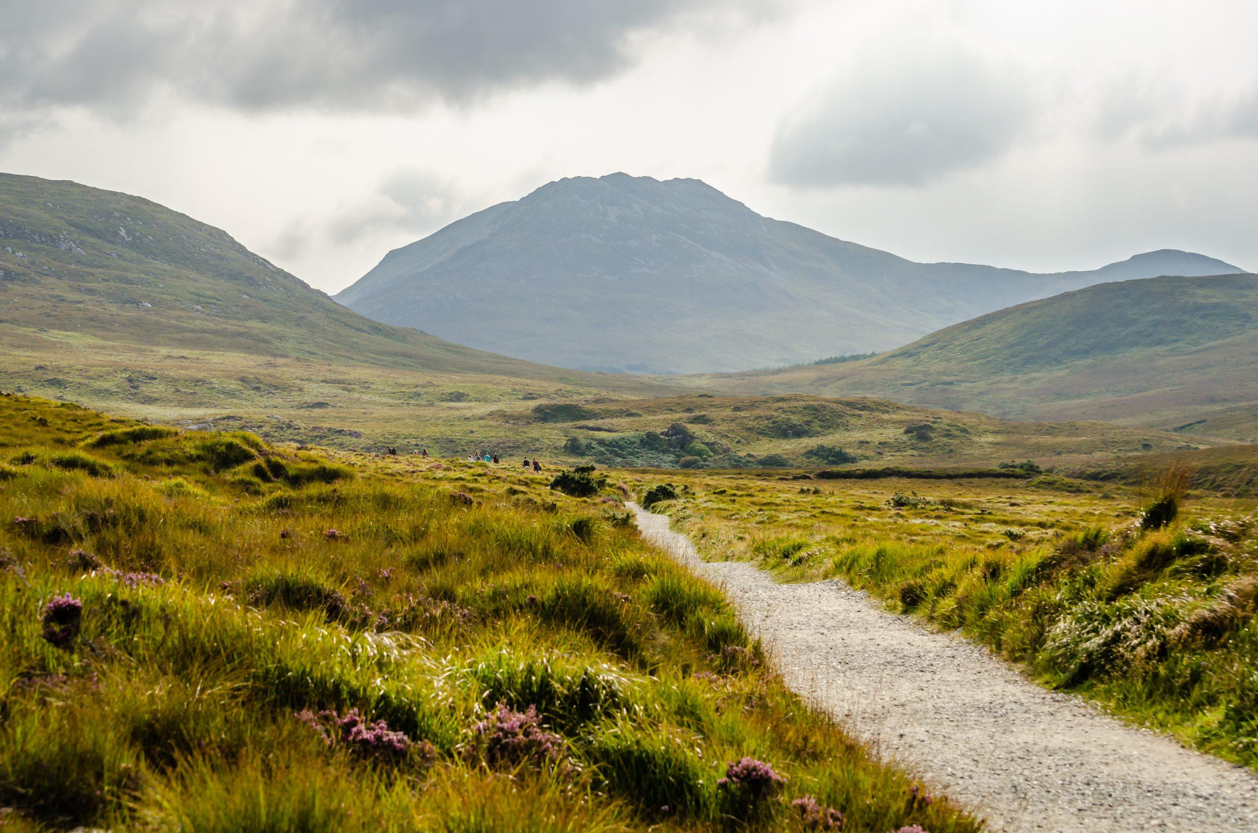 Connemara National Park Walk - Visit Galway