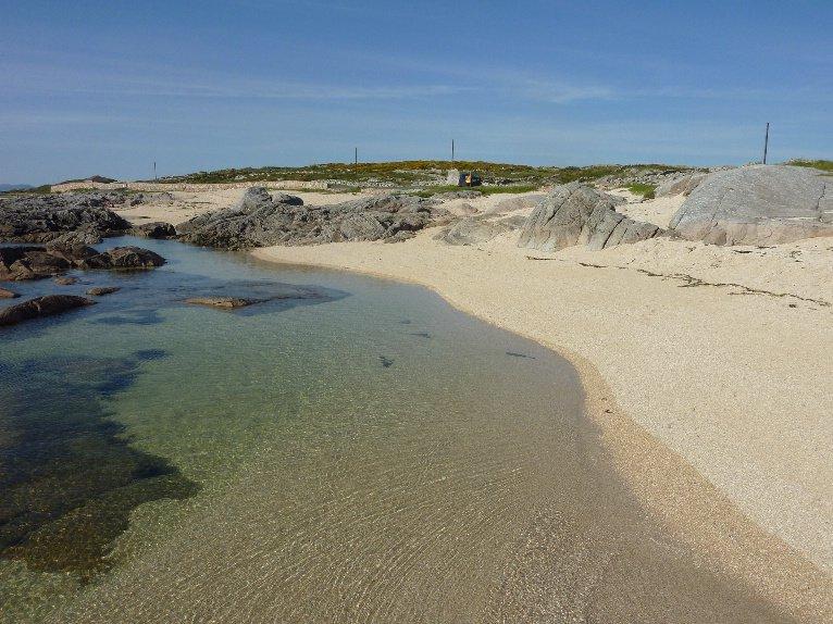 Coral Beach in Galway Ireland - Visit Galway