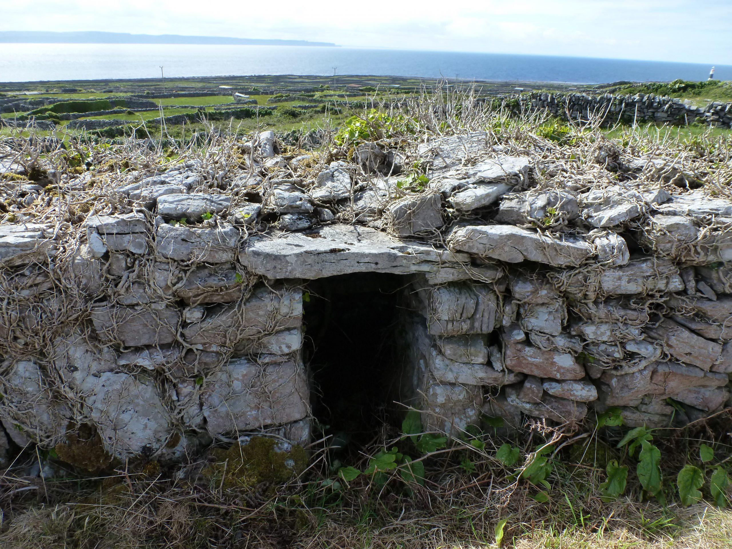 Creggankeel Fort in Galway Ireland - Visit Galway