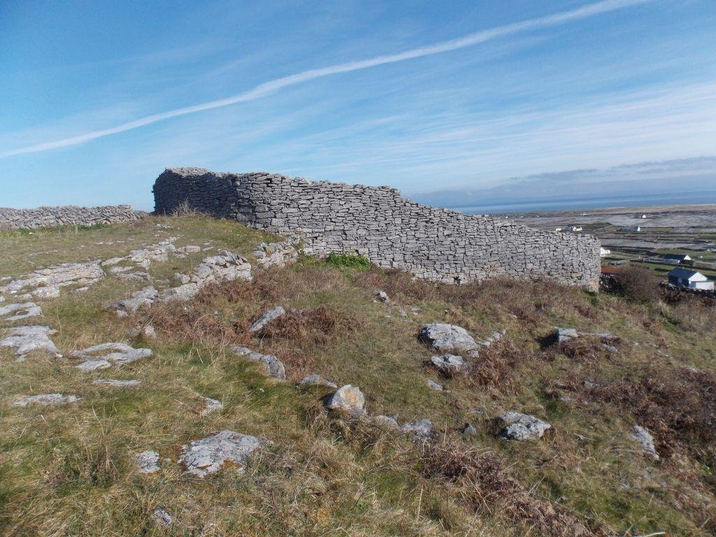 Dún Fearbhui Ferboy's Stone Fort - Visit Galway