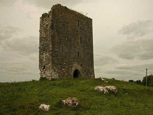Deerpark Castle in Galway - Visit Galway