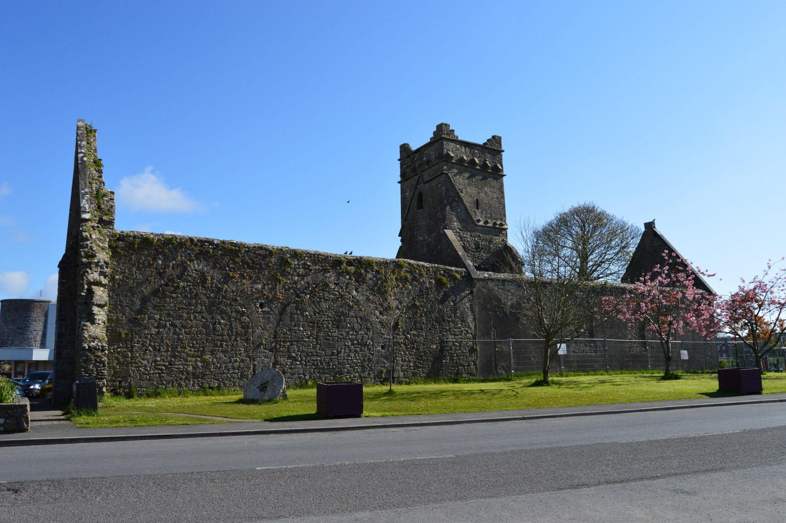 Dunmore Abbey Priory - Visit Galway