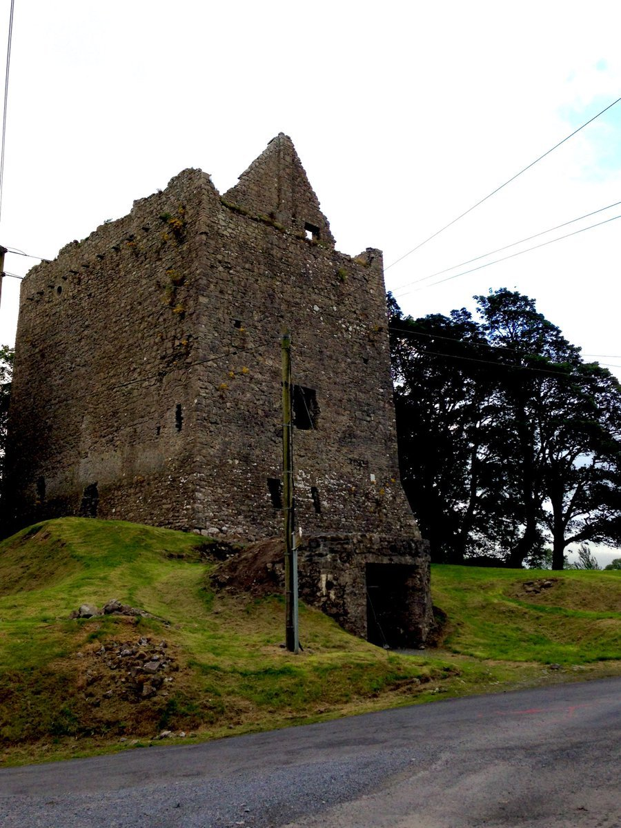 Dunmore Castle Ruins - Visit Galway