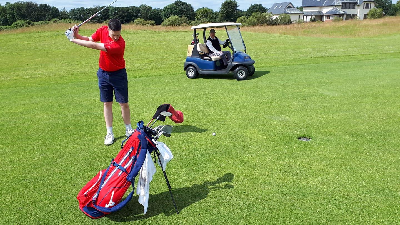 Dunmore Demesne Golf Club Golfing Galway - Visit Galway