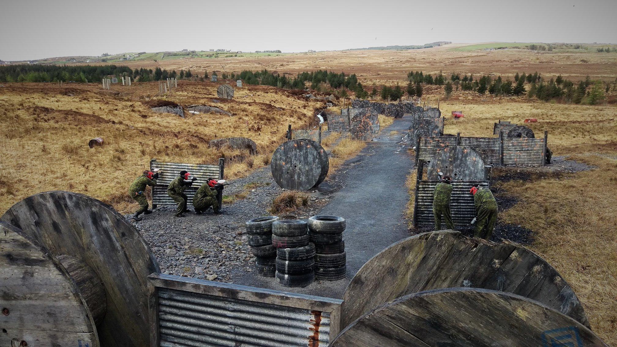 Eilemental Activity Park in Galway - Visit Galway