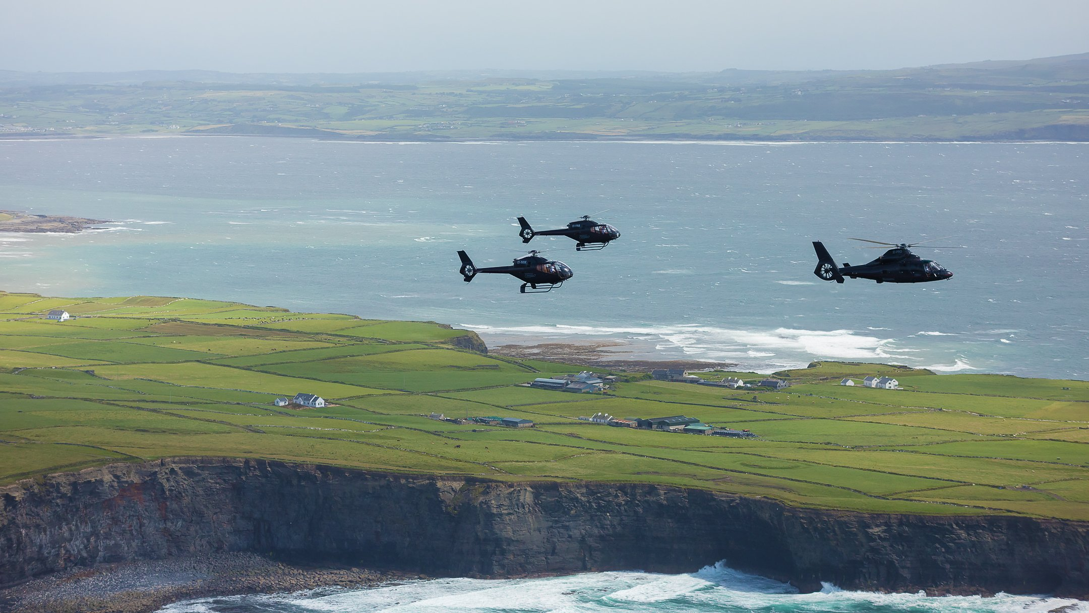 Executive Helicopters - Visit Galway