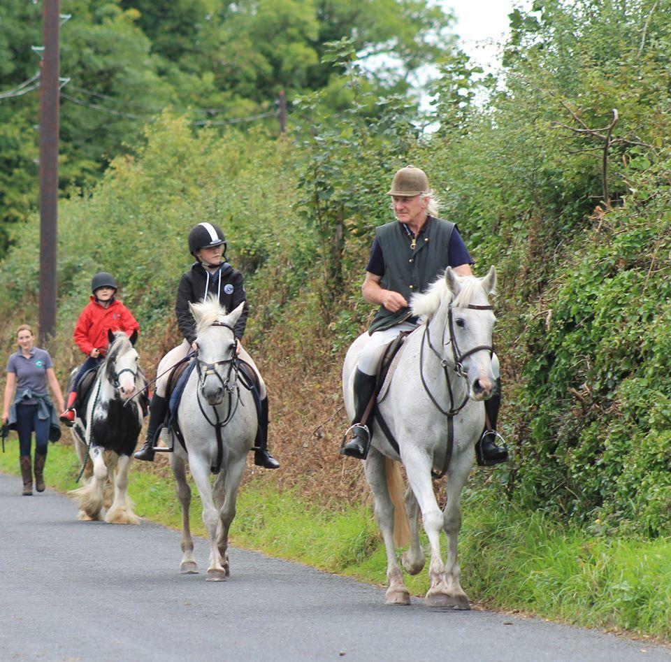 Flowerhill Equestrian Centre Horse Trekking - Visit Galway