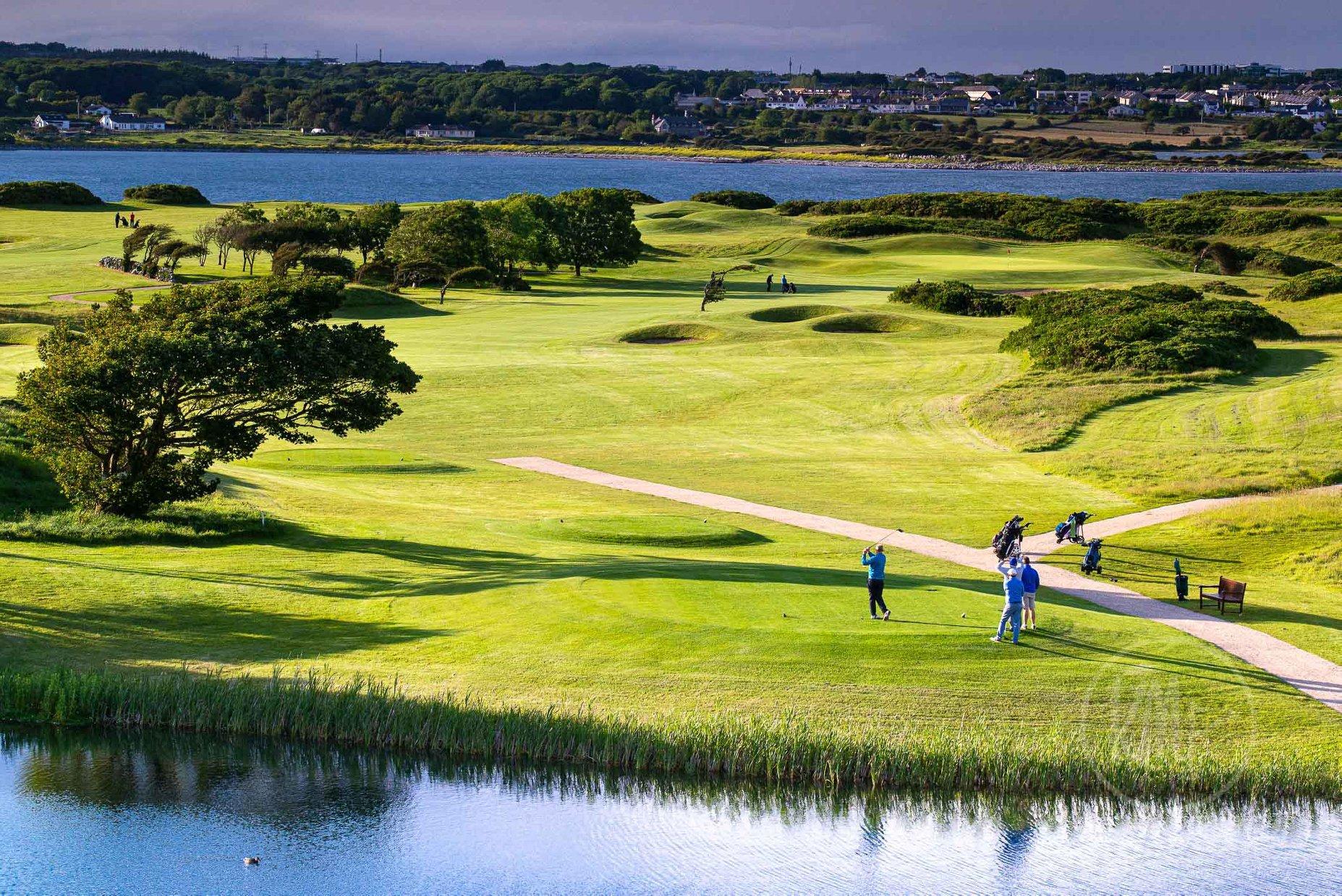 Galway Bay Golf Resort Golfing Galway - Visit Galway