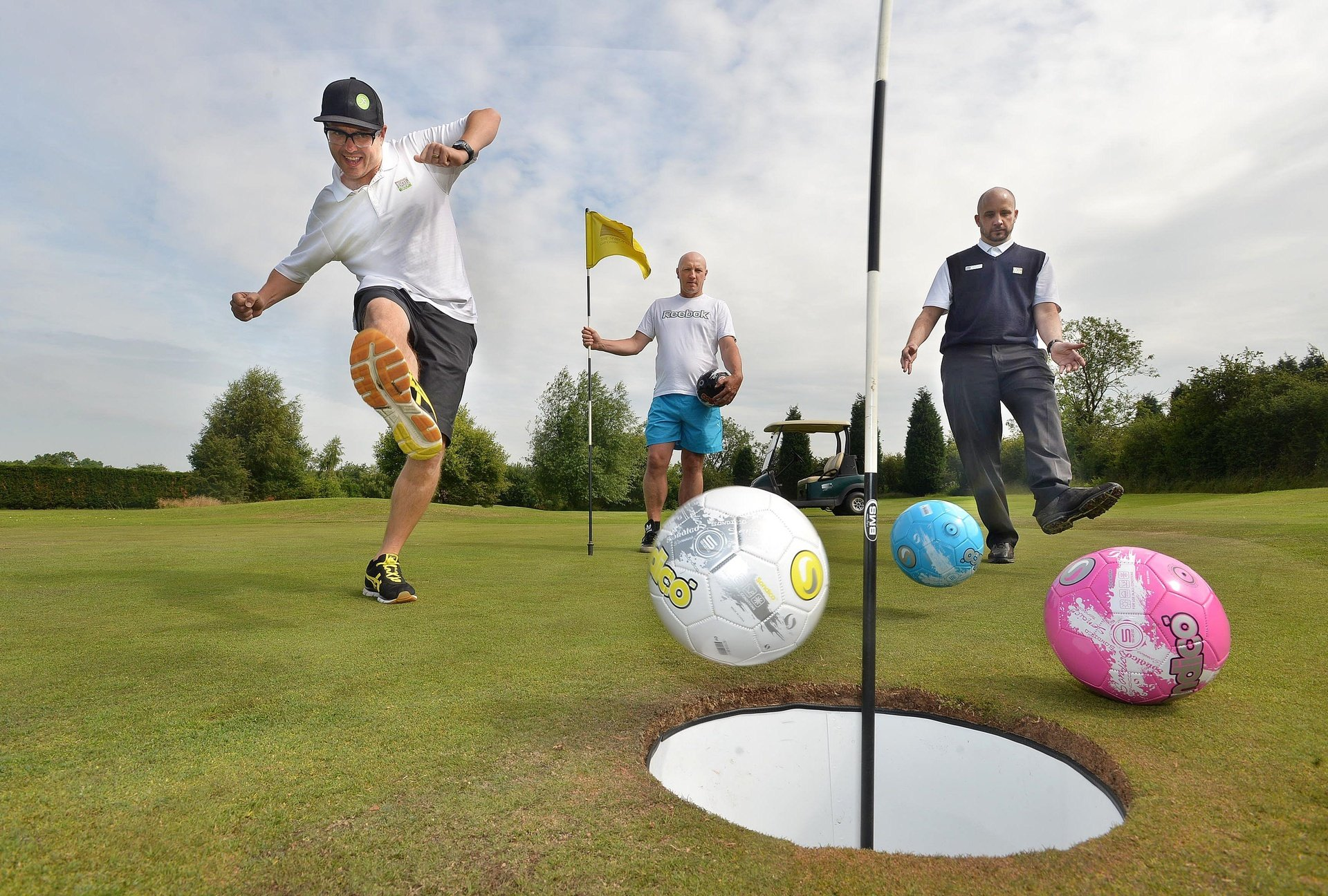 Galway Footgolf Activity - Visit Galway