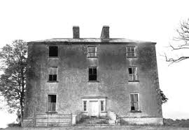 Ghost of a Knocking Girl at Rathpeake House Old Photo - Visit Galway