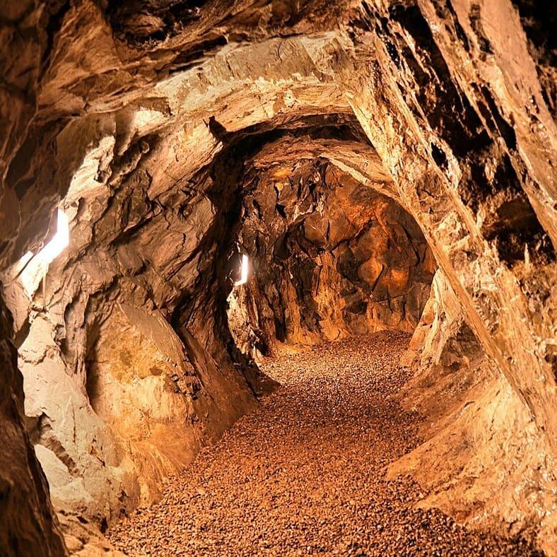 Glengowla Mines Galway Ireland - Visit Galway