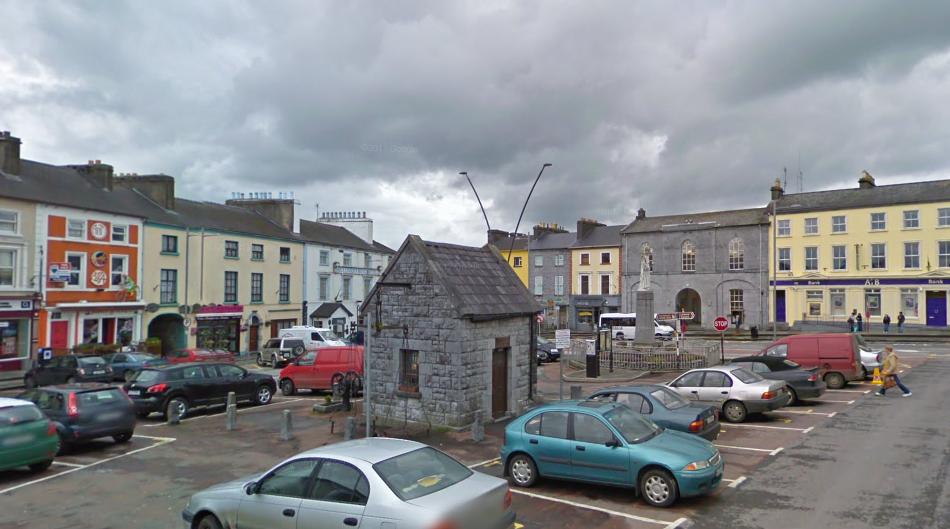 Gort Crane House Gort in County Galway - Visit Galway