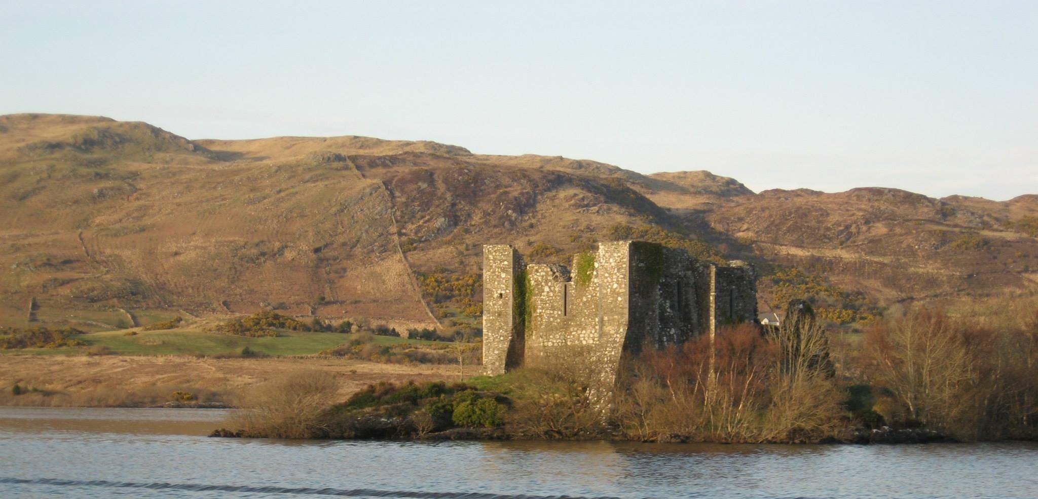 Hen's Castle - Visit Galway
